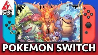 Pokémon Switch Update - New Kind of Game?