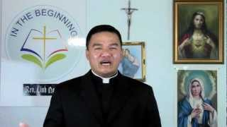 Evil heart is the source all sins - Homily 22nd Sunday in Ordinary Time Year B (9-2-2012) - Fr. Linh