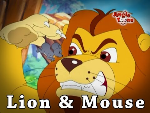 Lion & Mouse video