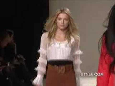 Styledotcom - Chloe Ready-To-Wear Spring 2007