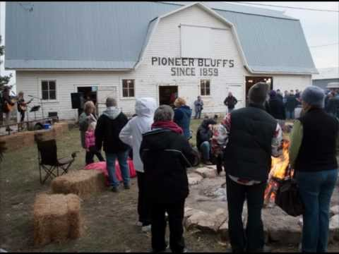 The Story of Pioneer Bluffs, by Annie Wilson