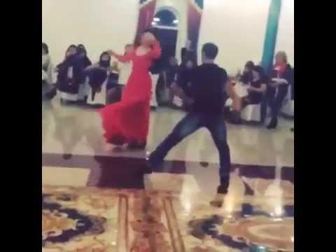 caucasian dance (Karina Shomakhova and Azret)