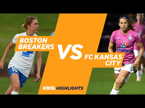 Boston Breakers vs. FC Kansas City: Highlights - May 22, 2016