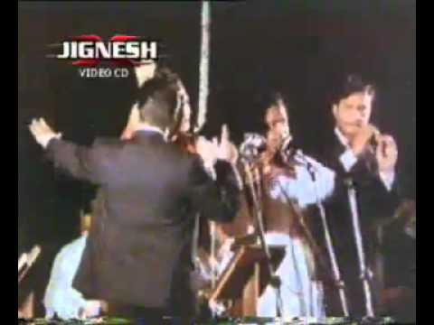 Kishore Kumar- live in filmfare night