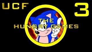 SONIC vs FINN and FIONNA! UCF: The Hungry Games Part 3