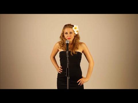 Videobook Ana Astorga actriz