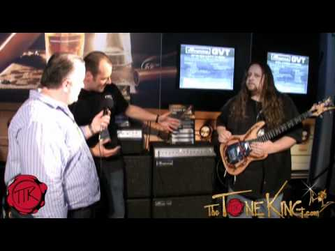 Ampeg GVT52 Amp Demo w/ Rikk Beatty - Winter NAMM 2012