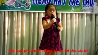 Mời đăng ký hội thi Karaoke 2015 Bé hát mừng xuân