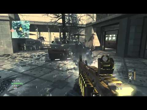 Modern Warfare 3 - Strike Packages Multiplayer Trailer (CoD: MW3)