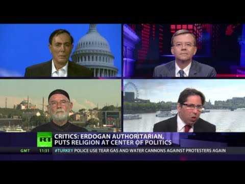 CrossTalk: Turkish Spring?