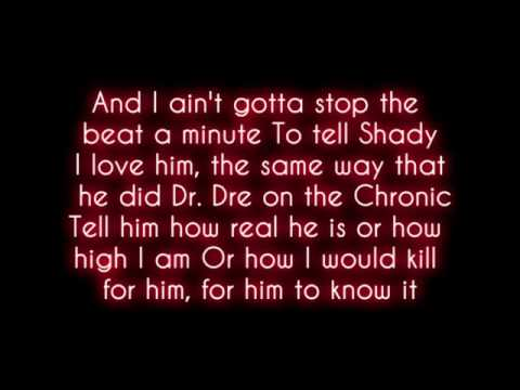 Bad Meets Evil Ft Bruno Mars: A Sky Full Of Lighters (lyrics) video