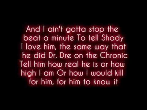 Bad Meets Evil Ft Bruno Mars: A Sky Full Of Lighters (lyrics) video
