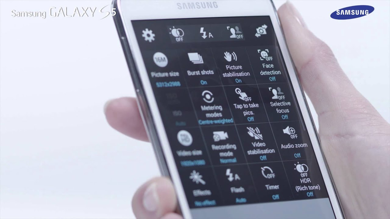 samsung galaxy s5 how to use