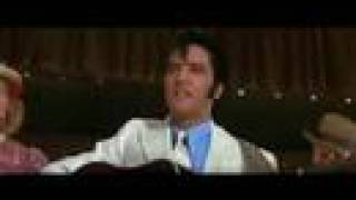Watch Elvis Presley Clean Up Your Own Backyard video
