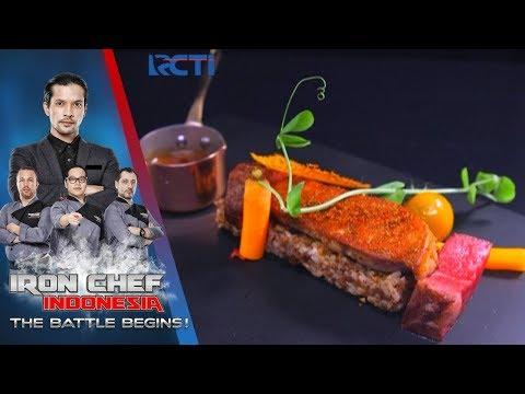 download lagu IRON CHEF - Pan Seared Foie Gras Balado Powder Ala Chef Denny 19 NOVEMBER 2017 gratis