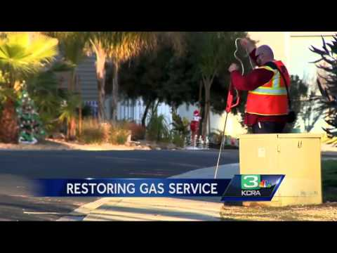 Discovery Bay residents still without gas, heat