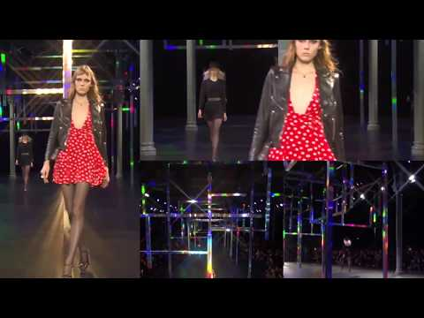 Saint Laurent | Spring Summer 2015 Full Fashion Show | Exclusive
