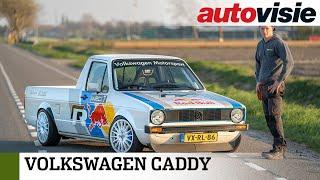 Uw Garage: VW Caddy