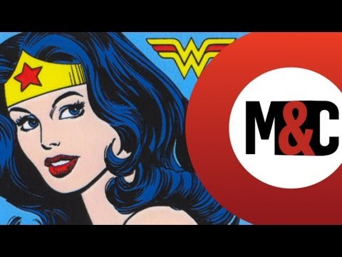 Female Super Heroes - Mask & Cape