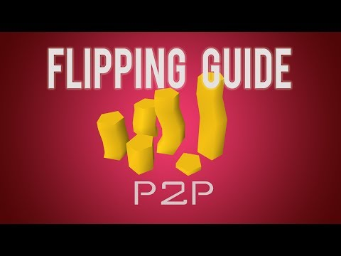 Flipping Guide | P2P | 1.2m+/h | Runescape 3 Flipping!