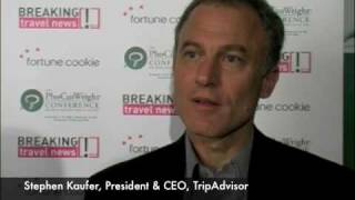 TripAdvisor CEO Stephen Kaufer on staying 1 step ahead
