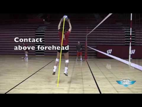 an analysis of a volleyball jump Dr marion alexander, adrian honishmsc - sport biomechanics lab, university of manitoba, canada introduction one of the most dramatic skills in modern volleyball is the spike serve, or the jump serve, which provides an exciting and dynamic skill that is captivating for players and spectators alike.