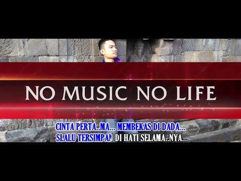 CINTA PERTAMA (KARAOKE NO VOKAL DJ GLARY) - HESTY