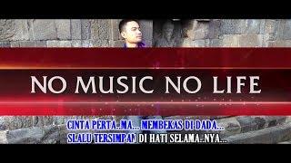 Download CINTA PERTAMA KARAOKE NO VOKAL DJ GLARY  HESTY