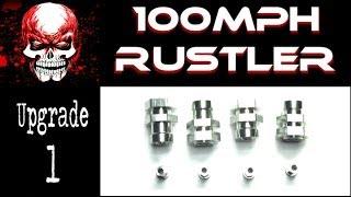 Deimos - 100mph Traxxas Rustler - Level 1 Upgrade - 17mm Wheel Adaptors