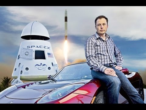 Profile of an Entrepreneur - Elon Musk and his SpaceX - Amazing Interview