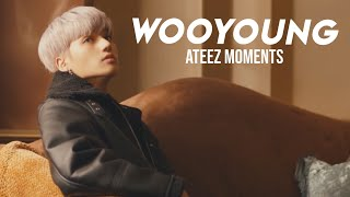 MY BABY BOY WOOYOUNG || ATEEZ WOOYOUNG MOMENTS