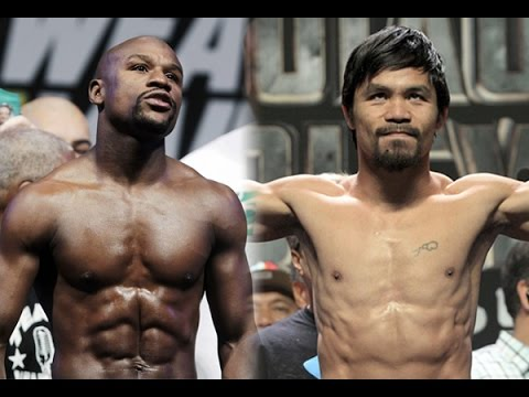 MANNY PACQUIAO PUTS FLOYD MAYWEATHER ON DEATH ROW