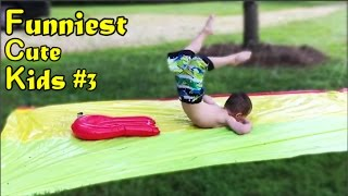 Funny Cute Kids Compilation 2017 (Part 3) | Funniest Kids Bloopers