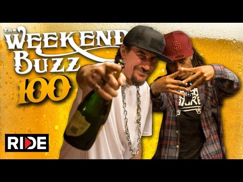 Peter Smolik & Brandon Turner: Fulfill the Dream, The Storm, Snow Camo! Weekend Buzz ep. 100 pt. 1