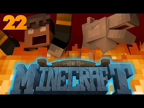 How To Minecraft   #22   I HATE EVERYTHING (How To Minecraft SMP)