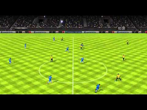 Fifa 14 Android - Chelsea Vs Cameroon video