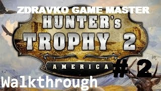 Прохождение игры hunters trophy 2 america