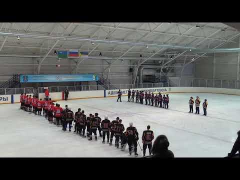 Первенство ХМАО-Югры по хоккею среди мужских команд, г.Нижневартовск, 3 день