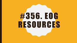 #356 EOG Resources|10 Facts|Fortune 500|Top companies in United States