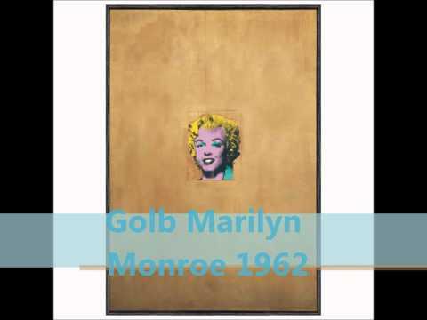 Andy Warhol (les trois M)