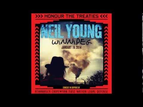 Neil Young - Winnipeg, solo, 2014, Jan.16 (AUDIO) Full set,19 songs,99 mins.