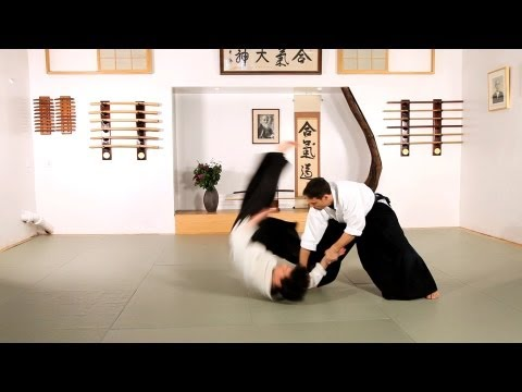 Aikido Techniques: Sumi Otoshi   | How to Do Aikido Image 1