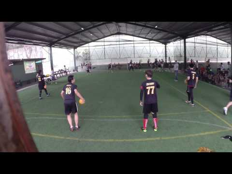 National Dodgeball League 2014: Match 223 - Immortals vs Reapers...