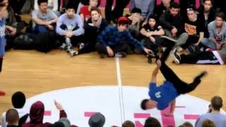 Bboy Lil G @ Beat Battle Bonn 2012