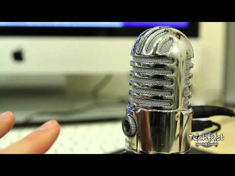 Samson Meteor Mic: Sound Quality Demo & Overview
