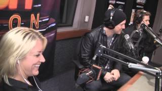 BUCKCHERRY Interview In-Studio