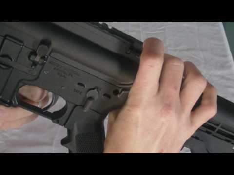 M4 Update (Accu-wedge) - HD