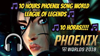 Phoenix por 10 horas -10 hours of phoenix - (ft. Cailin Russo and Chrissy Costanza) 🎵 Worlds 2019🎵