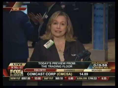 Karl Eggerss on Fox Business' Opening Bell July 29 - Part 1