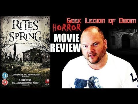 RITES OF SPRING ( 2011 ) Horror Movie Review